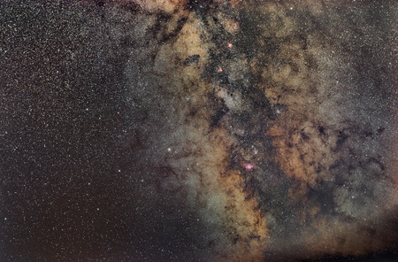 milky-way photo