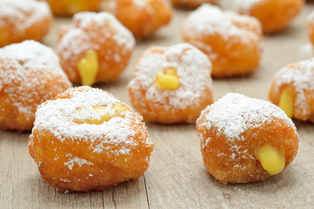 Italian stuffed pancakes homemade