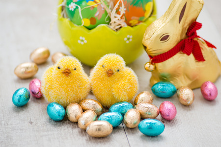 Easter sweets photo