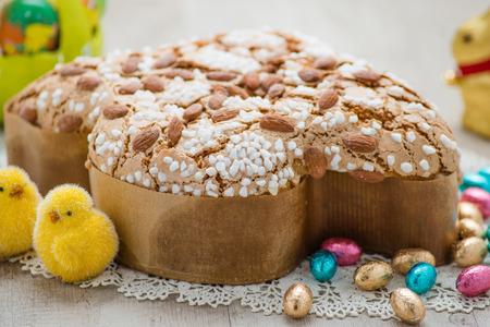 Easter cake dove