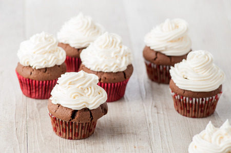 mixed cupcakes photo