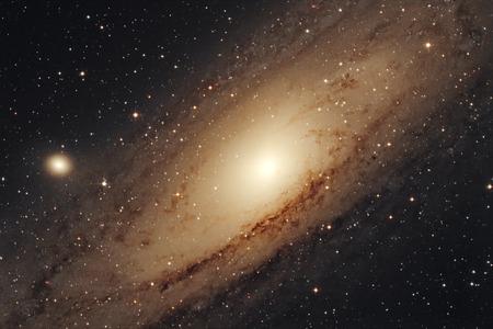 Galaxy Andromeda M31