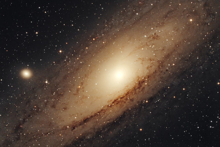 andromeda: Galaxy Andromeda M31