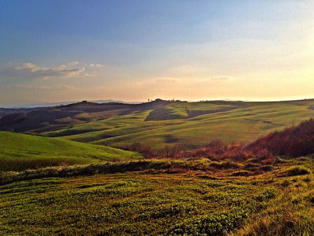 val d      orcia: LIGHTS AND COLORS OF THE VAL D ORCIA  SIENA TUSCANY
