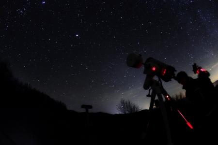 観察: 天文学者観察