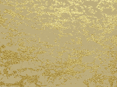 Gold grunge texture to create distressed effect. Illustration