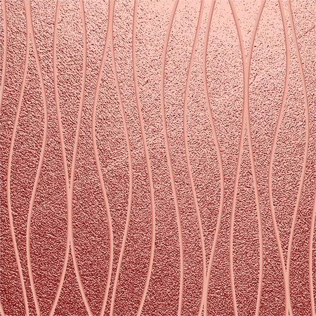 Metallic glossy texture. Metal rose quartz pattern. Abstract shiny background. Luxury sparkling background.