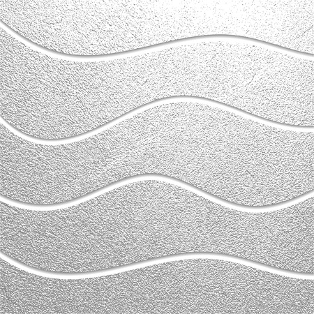 Silver glossy texture. Metal pattern. Abstract background Illustration