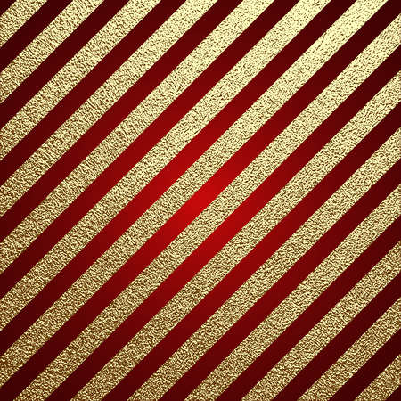 Golden glossy texture. Metal pattern. Gold festive background, greeting card or wrapping paper.
