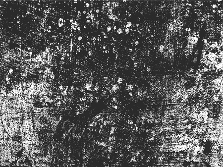 Distress grain background. Template Illustration for create grunge , splatter, dirty effect for your design. Vector Texture.