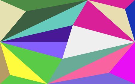Memphis geometric pattern. Vector illustration.