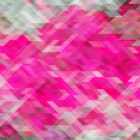 Abstract background. Vector illustration. Modern pattern. Colorful abstract texture. Illustration