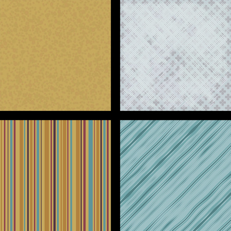 Beautiful seamless abstract pattern. Illustrations and vector art.