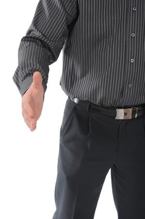 handshake Stock Photo - 8182012