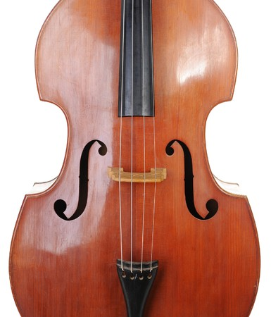 classical contrabass. Stock Photo - 8182055