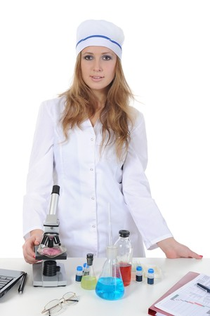 scientist Stock Photo - 8182050