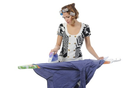 housewife Stock Photo - 8182047