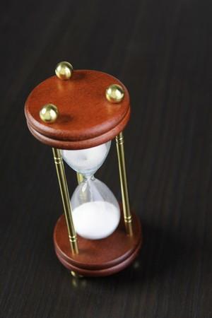 hourglass  photo