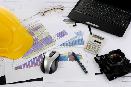 table businessman Stock Photo - 8182204