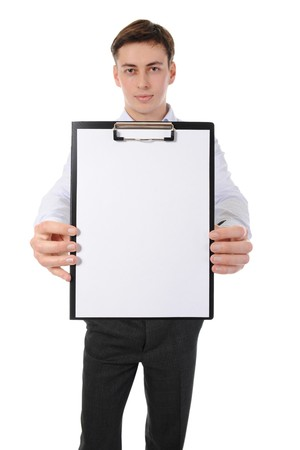 Clipboard Stock Photo - 8259802