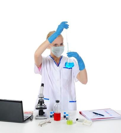 scientist photo