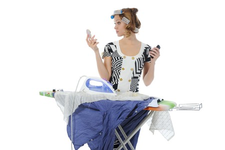housewife Stock Photo - 8259817