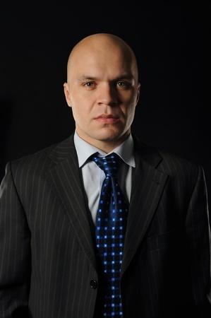 whitem: businessman Stock Photo