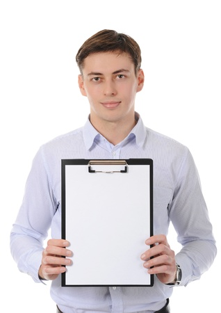 Clipboard Stock Photo - 8260155