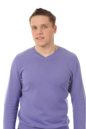 young man Stock Photo - 8260152