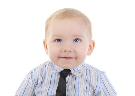 Portrait of a happy child Stock Photo - 8735002