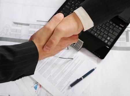 firmando: Protocolo de enlace