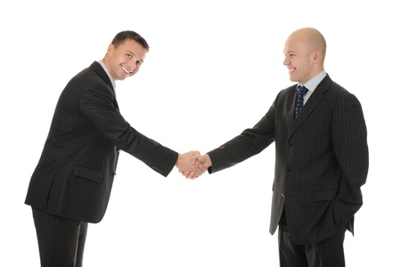 Handshake photo