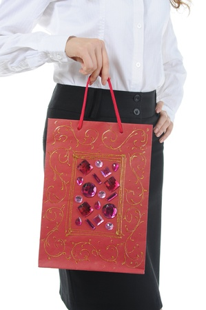 bag with the jewels photo
