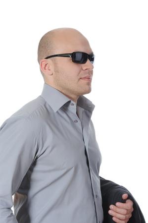 Portrait of a Man photo