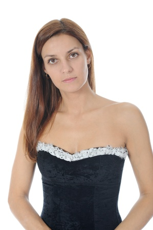 young woman photo