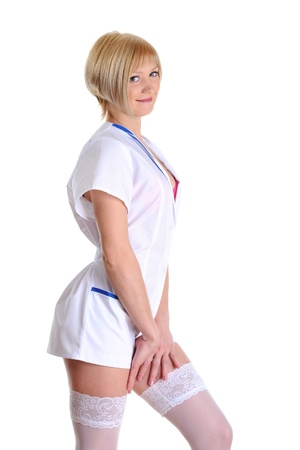 Beautiful Nurse photo