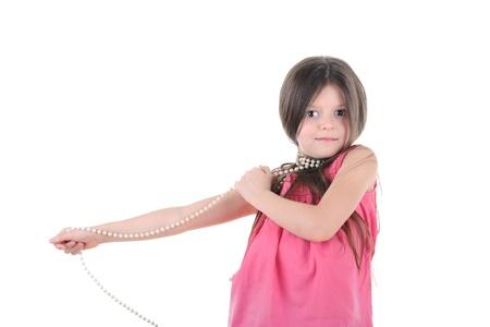 Little girl posing Stock Photo - 8954968