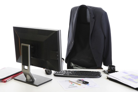 part of office inter Stock Photo - 9126376