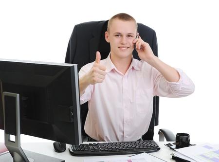 Businessman photo