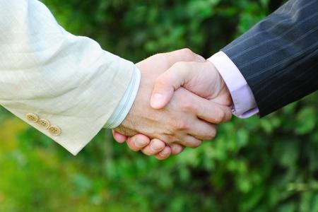 handshake Stock Photo - 9241235