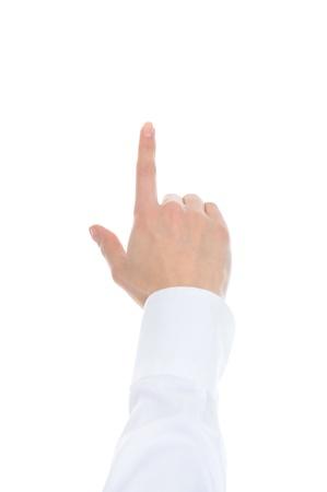 Women hand photo