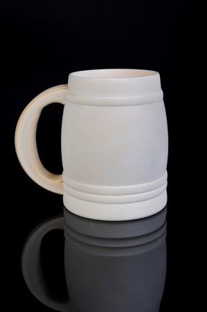 Image of a wooden beer mug Stock Photo - 9292836