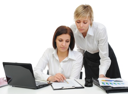 women in the office Stock Photo - 9379771