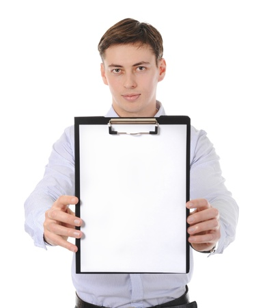 Clipboard photo