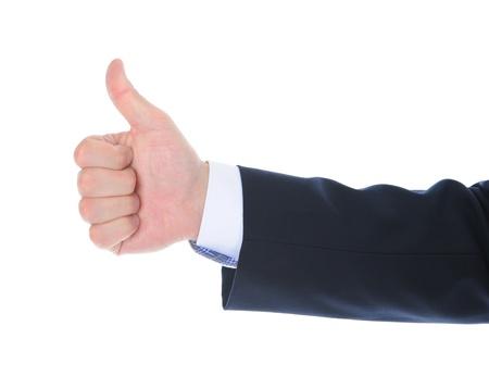 tumb: human hand tumb