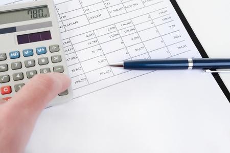 calculator Stock Photo - 9952263