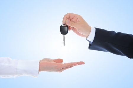 car keys: keys to the car