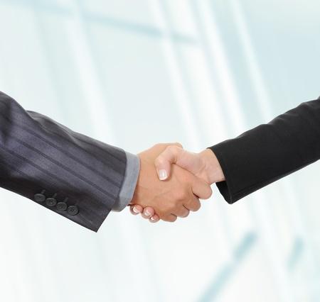 handshake Stock Photo - 10577619
