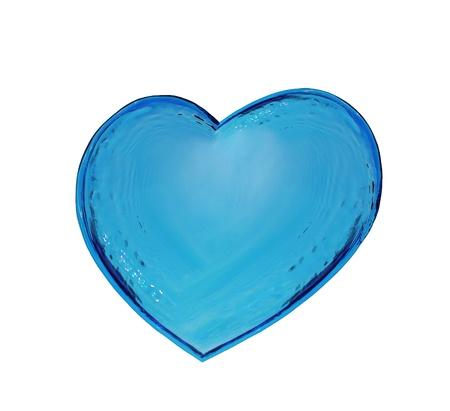 blue water splash Stock Photo - 10620575