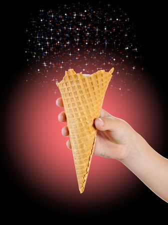 ice cream Stock Photo - 10620579